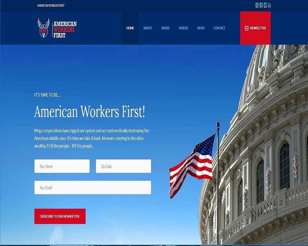 Union Members Radio website