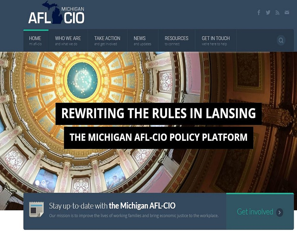 Metro Detroit AFL-CIO website